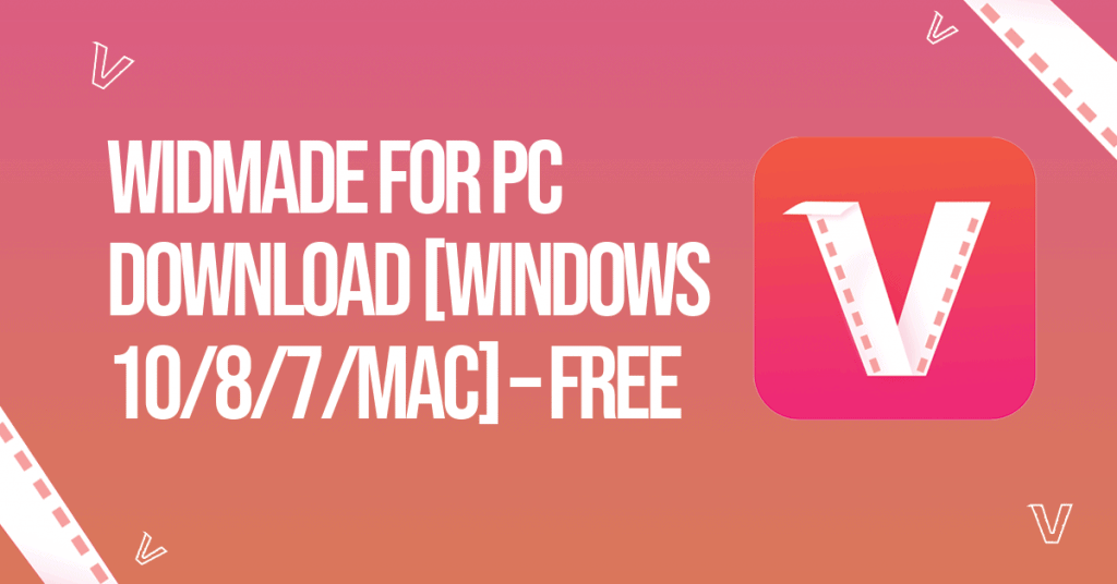 WidMade for PC