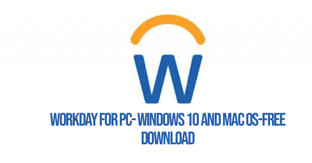 Workday for PC