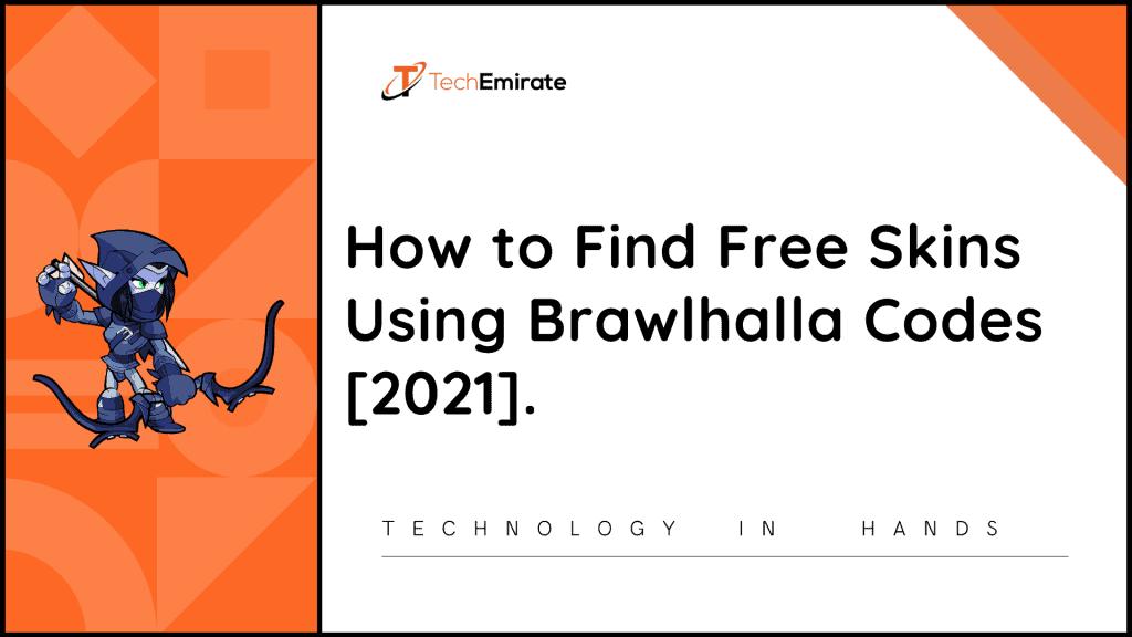 Brawlhalla Codes