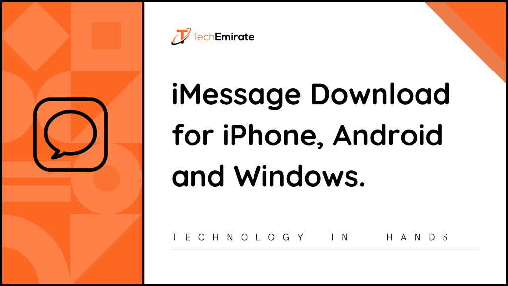 iMessage Download
