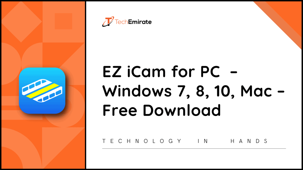 EZ iCam for PC