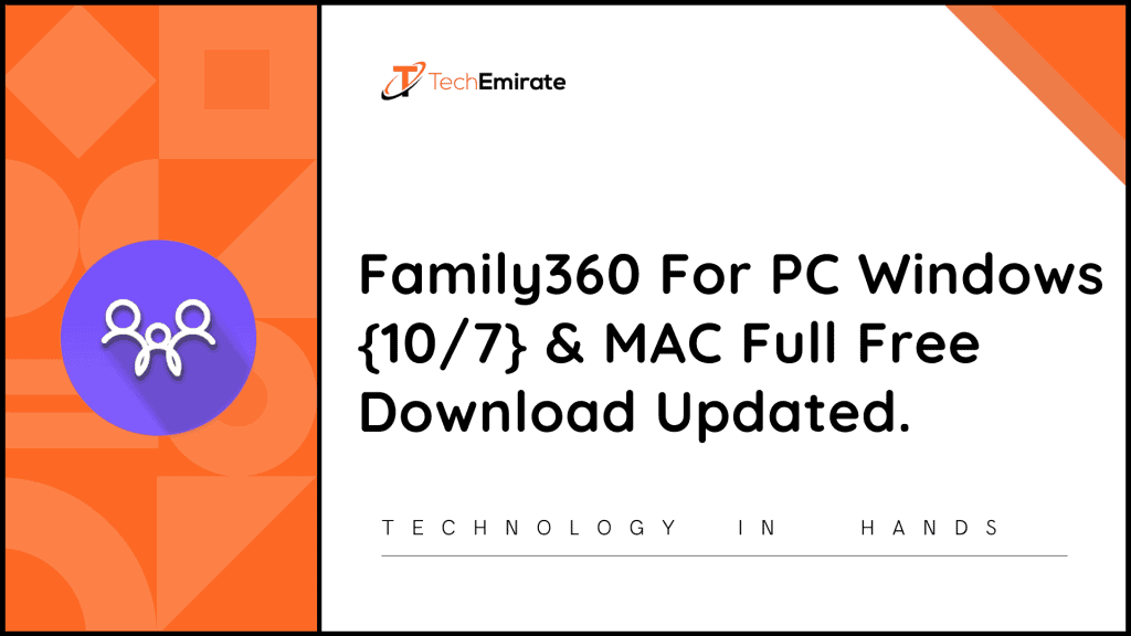 Family360 For PC