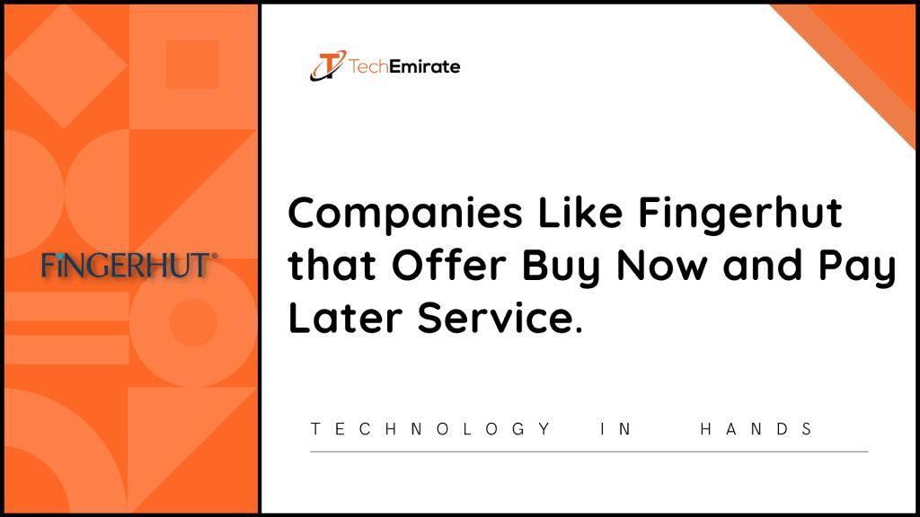 Companies Like Fingerhut